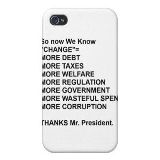 Impeach Obama iPhone 4 Cover