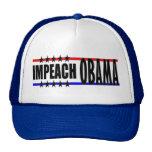 Impeach Obama Mesh Hat