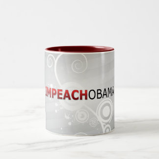 Impeach Obama Mugs