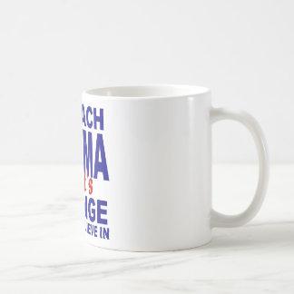 Impeach Obama Coffee Mug