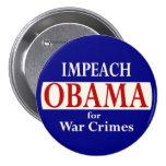 Impeach Obama Pins