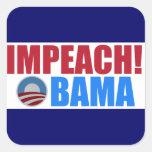 impeach obama sticker