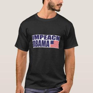 Impeach Obama T-Shirt - Dark