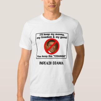 Impeach OBAMA Tees