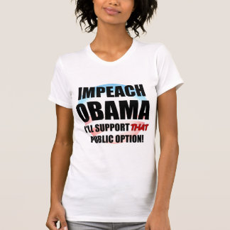 Impeach Obama Tshirt
