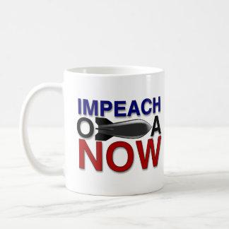 Impeach oBOMBa Obama Mugs