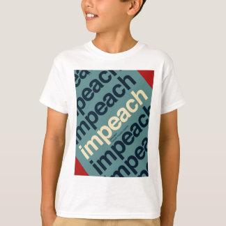 Impeach President Barack Obama T-Shirt