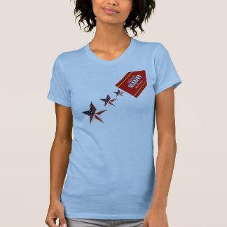 Impeach President Obama for War Crimes T-Shirt