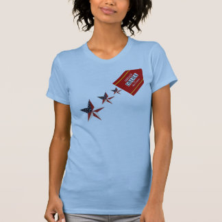 Impeach President Obama for War Crimes Tee Shirts