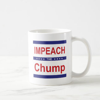Impeach the Chump Coffee Mug