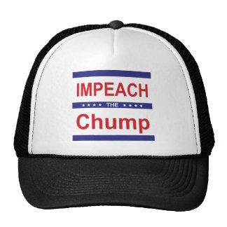 Impeach the Chump Trucker Hat