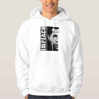 Impeach The Lawless President Hoodie