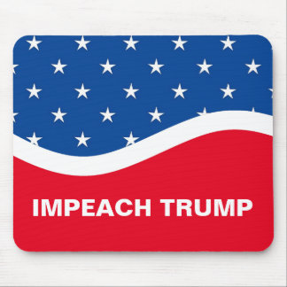 Impeach Trump Mouse Pad