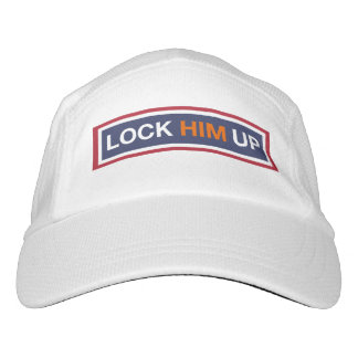 Impeach Trump! Then LOCK HIM UP! Headsweats Hat