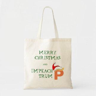 Impeach Trump Tote Bag