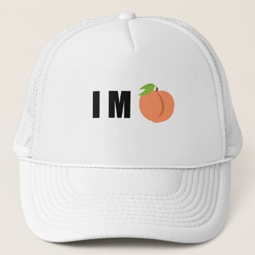 Impeach Trump Trucker Hat