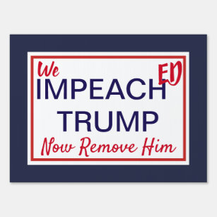 """Donald Trump for President MAGNETIC Car Sign 12/""""x24/"""" TWO"""