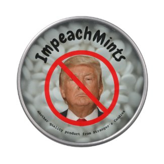 ImpeachMints Candy Tin