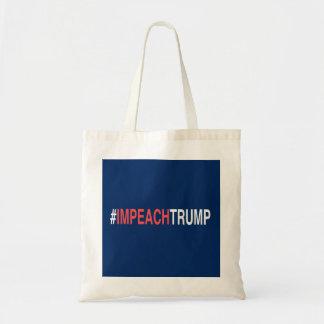 #ImpeachTrump Tote Bag