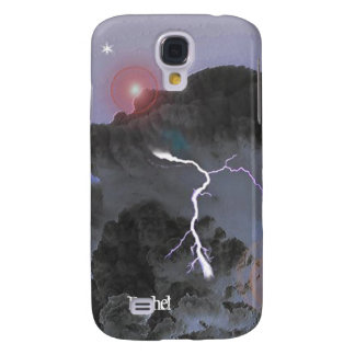 Impending Storm iPhone3G Cover Samsung Galaxy S4 Case
