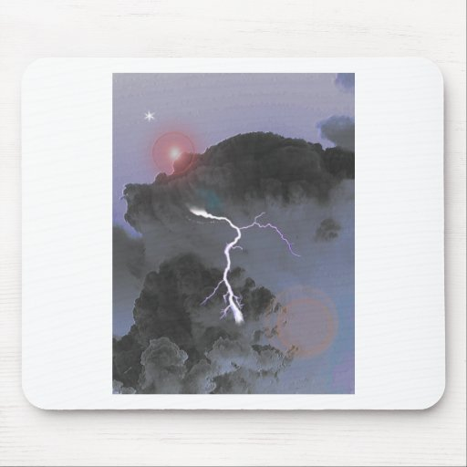 Impending Storm Mouse Pad