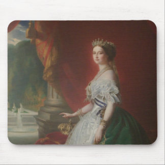 Imperatrice Eugenie De Mouse Pads