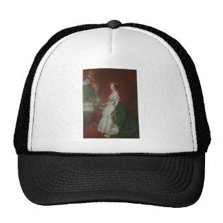 Imperatrice Eugenie De Trucker Hat