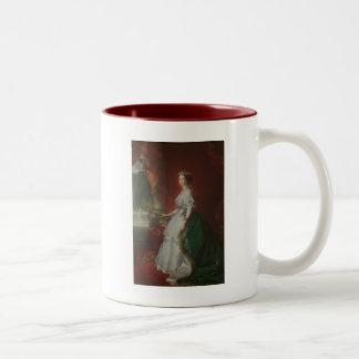 Imperatrice Eugenie De Two-Tone Coffee Mug