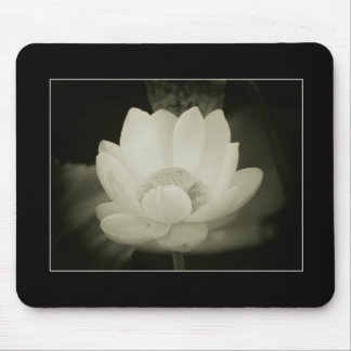 Imperfect Water Lily Mouse Pad