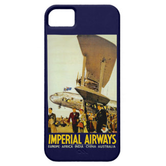 Imperial Airways Arrival iPhone 5 Cover