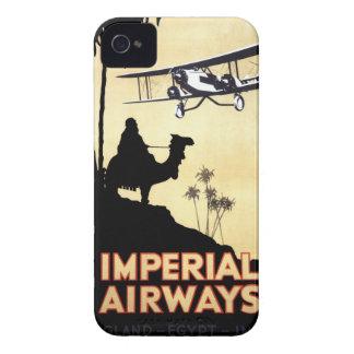 Imperial Airways iPhone 4 Case-Mate Cases