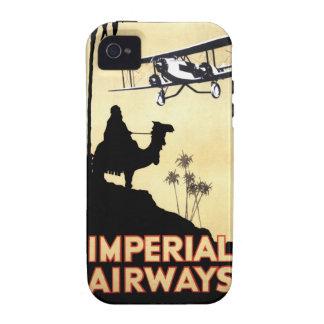 Imperial Airways iPhone 4/4S Cases