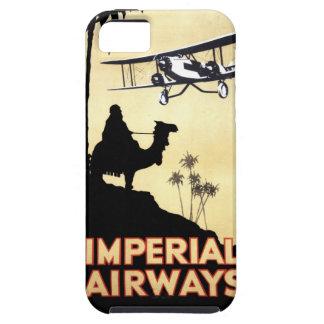 Imperial Airways iPhone 5 Cases