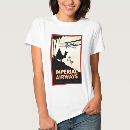 Imperial Airways Polera