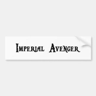 Imperial Avenger Bumper Sticker