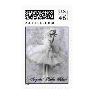Imperial Ballet School Stamp