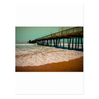 Imperial Beach Pier Postcard