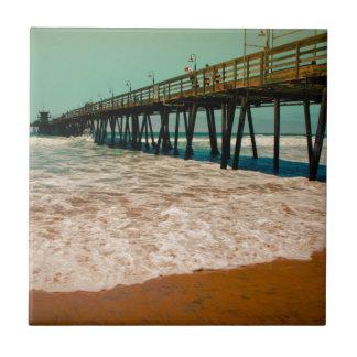 Imperial Beach Pier Tile
