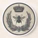 Imperial Bee Beverage Coaster