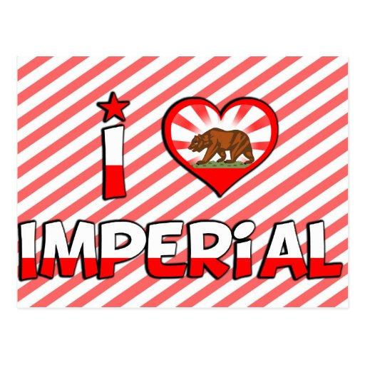 Imperial, CA Tarjetas Postales
