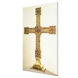 Imperial Cross of the Holy Roman Empire Canvas Print