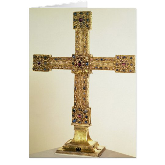Imperial Cross of the Holy Roman Empire Card