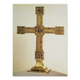 Imperial Cross of the Holy Roman Empire Poster