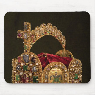 Imperial Crown made for the coronation of Otto Mouse Pad