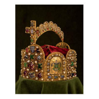 Imperial Crown made for the coronation of Otto Post Cards