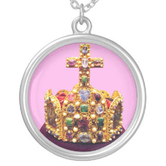 Imperial Crown of the Holy Roman Empire Necklaces