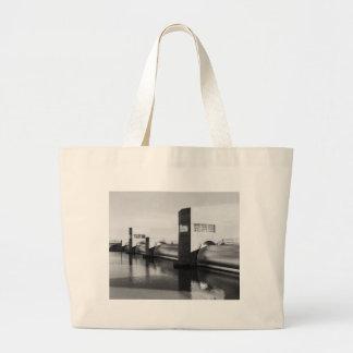 Imperial Dam 1939 Tote Bag