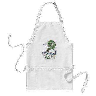 Imperial Dragon Adult Apron