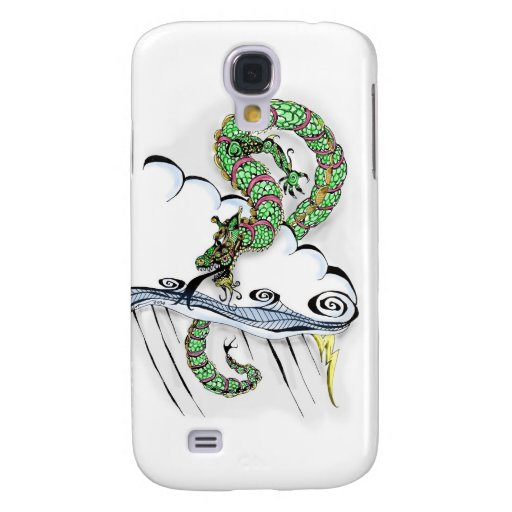 Imperial Dragon Galaxy S4 Cover
