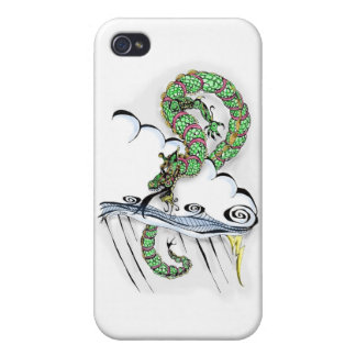 Imperial Dragon iPhone 4/4S Cases